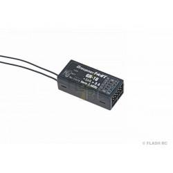Récepteur GR-18+3xG+3A+Vario HoTT 2.4Ghz 9 Voies Graupner